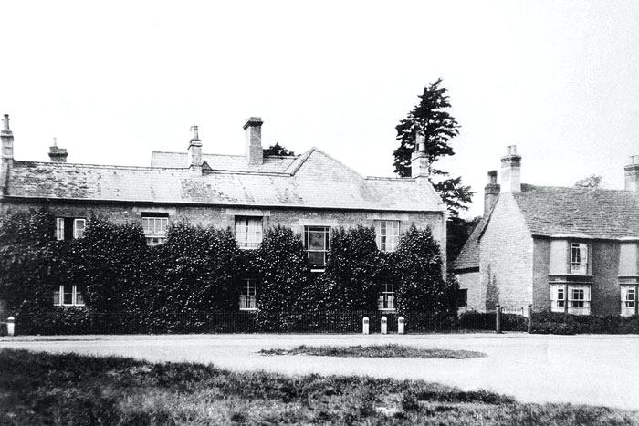 cherry house werrington the house on the right was formerly known as dairy house having once been the dairy for hall