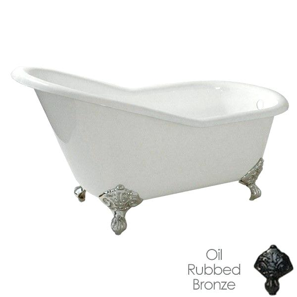 clawfoot tub dimensions slipper tub by brand new traditional porcelain over cast iron construction note tub dimensions may vary and are subject to antique clawfoot tub dimensions