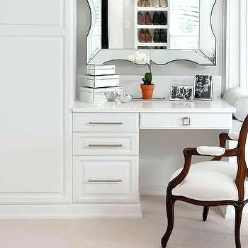 closet vanity table closet with built in dressing table interior decoration tips for kitchen