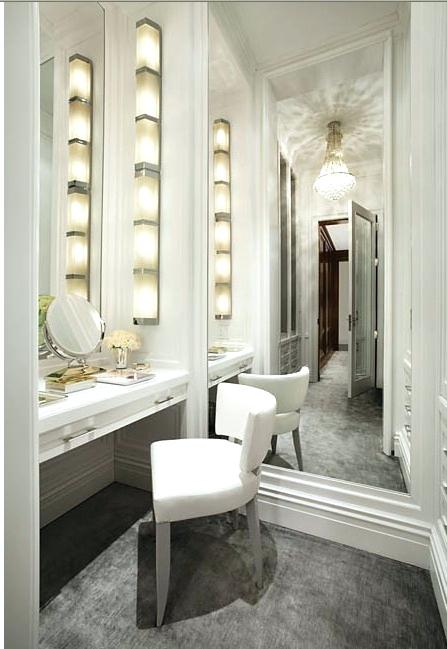 closet vanity table dressing table with built in mirror best makeup vanity decor images on bathroom ideas interior decoration tips pdf