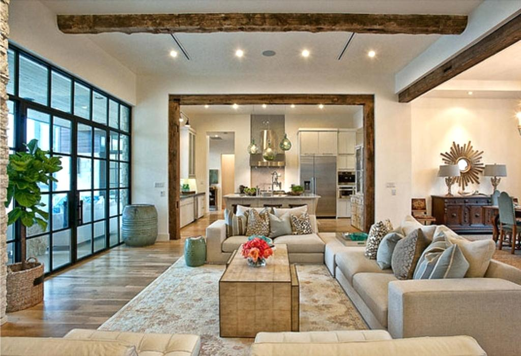 exposed beams images exposed beams in modern residences 3 exposed ceiling beams images