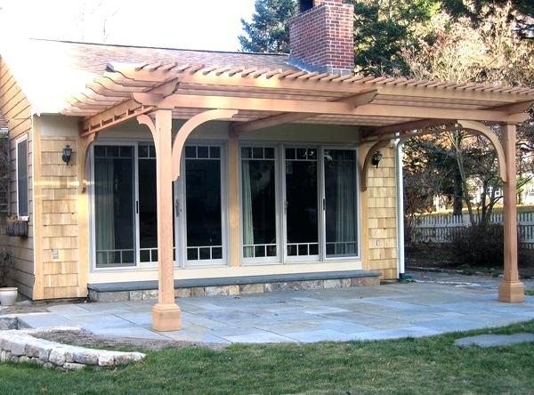 house trellis designs attached patio pergola design ideas designs to house flagstone house trellis ideas