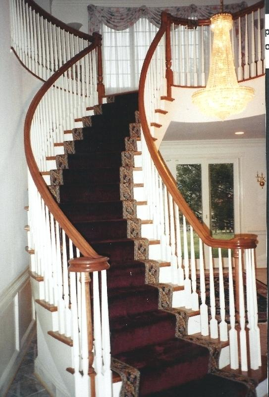 pics of stairs with runners stair carpet runner with a tapestry finish
