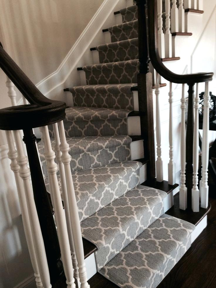 pics of stairs with runners tips to how choose a stair carpet runner inside for stairs plans 5