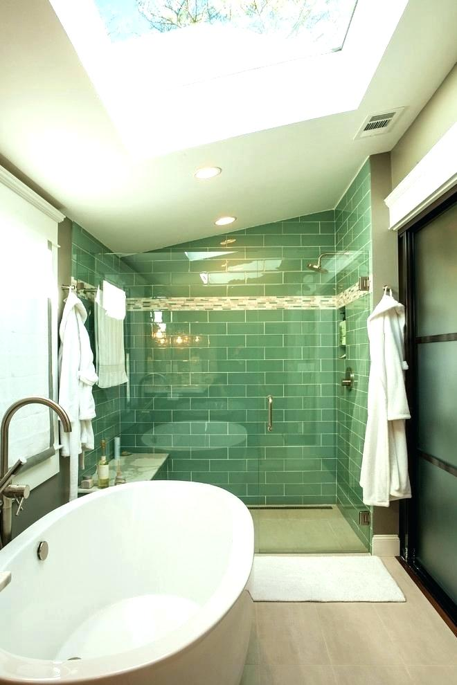 Seafoam Green Bathroom Paint Green Bathroom Green Tile With