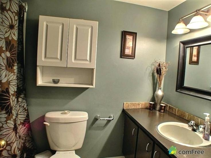 seafoam green bathroom paint green paint color w brown or navy accents interior decoration ideas for drawing room
