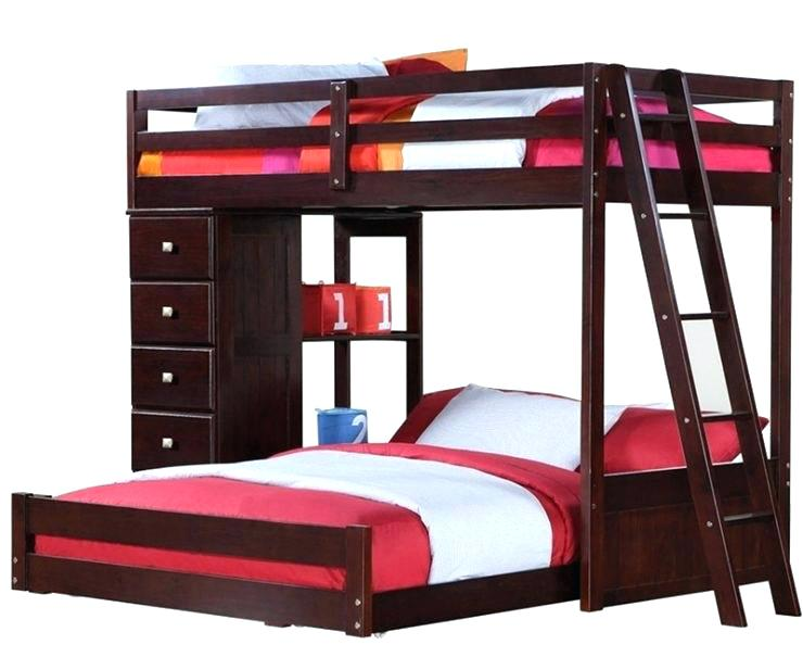 twin over queen bunk bed with trundle full over queen bunk bed modern full over queen bunk bed with drawer storage and staircase