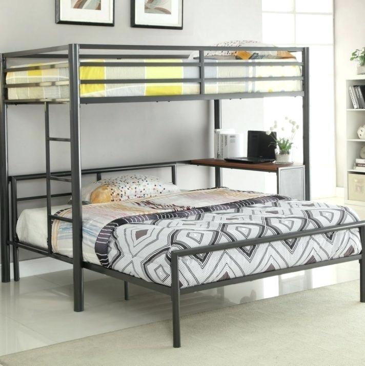 twin over queen bunk bed with trundle large size of twin over queen bunk ideas the for regarding your own home loft