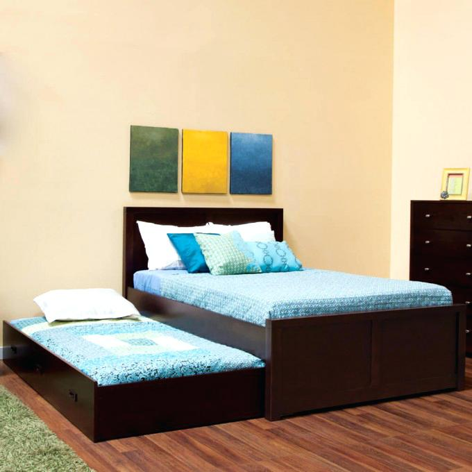 twin over queen bunk bed with trundle simple queen bed with twin trundle modern storage twin bed