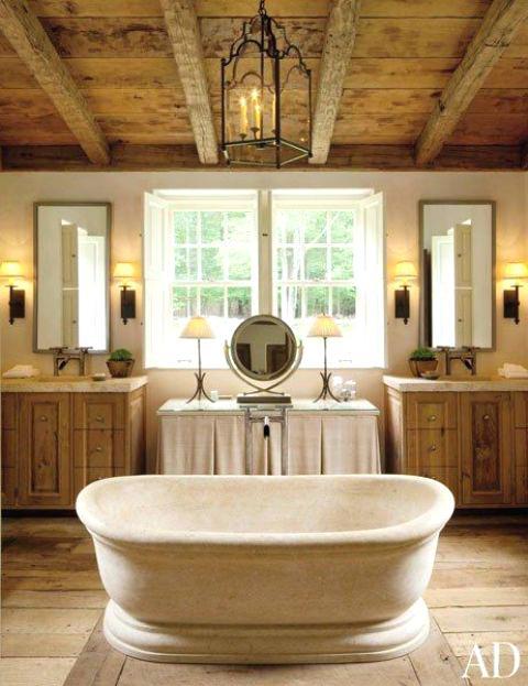 exposed beams in bathroom ways to incorporate exposed wooden beams into bathroom designs exposed beams bathroom