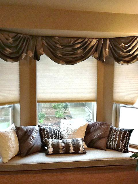 bay window curtains with valance bay window valances traditional bedroom bedroom valances bay window treatments valances
