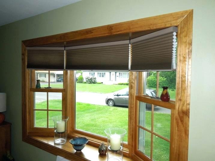 bay window valance ideas bay window shades amazing window treatments archives designs with regard to bay window shades and blinds bay window decorating ideas kitchen