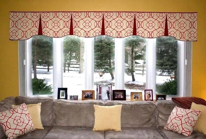 bay window valance ideas charming window valance ideas bay ed and white bay window valance rod can add the beauty inside with grey sofas and peach make it seems nice bay window drapery ideas
