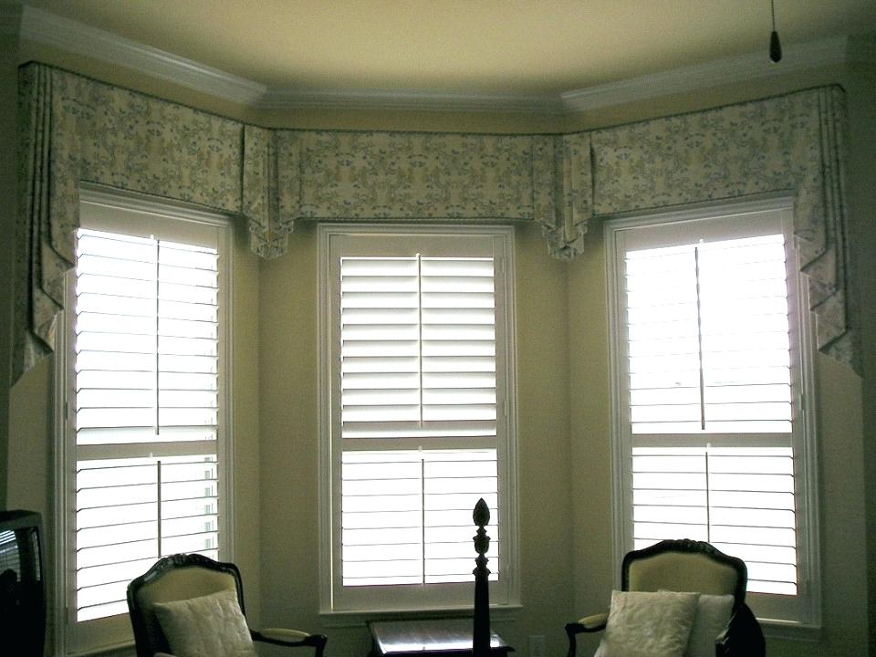 bay window valance ideas custom valances for bay windows design idea and decorations bay window decorating ideas