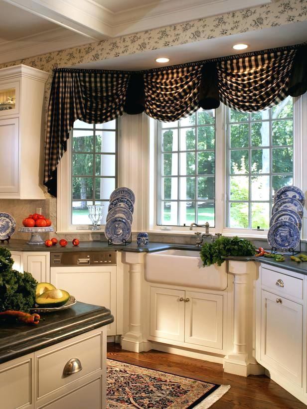 bay window valance ideas window valance ideas bay window curtain ideas pinterest
