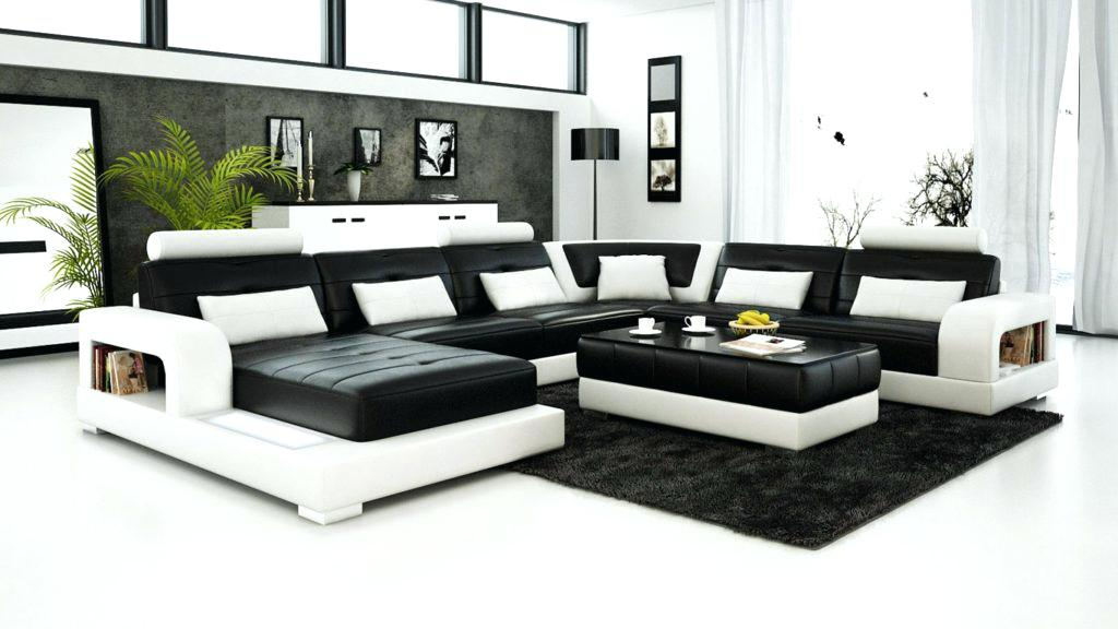 black and white sofa contemporary black and white leather sofa set sleeper sofa
