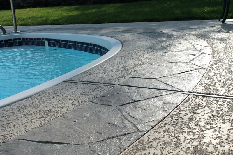concrete pool deck resurface pool deck coating and sealing