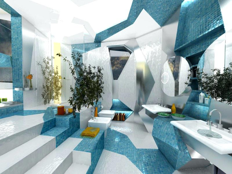 futuristic bathroom design futuristic bathroom interior designs