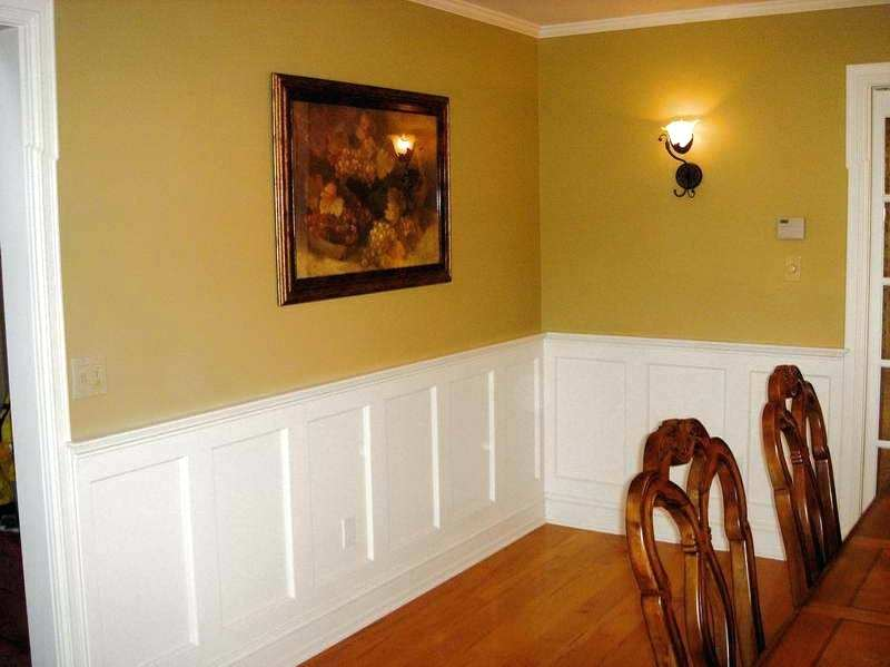 raised panel walls pictures panel wainscoting with yellow wall raised panel wainscoting raised panel walls images
