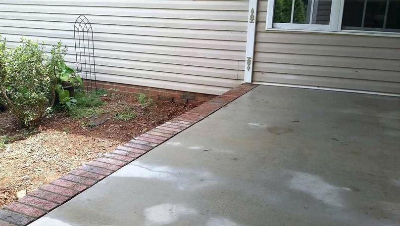 system pavers glassdoor tar heel basement systems was able to alleviate this homeowners concern by injecting high density foam underneath the slab porch