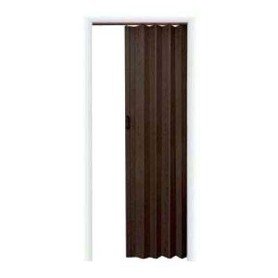temporary door for den vinyl cherry accordion door temporary door for den