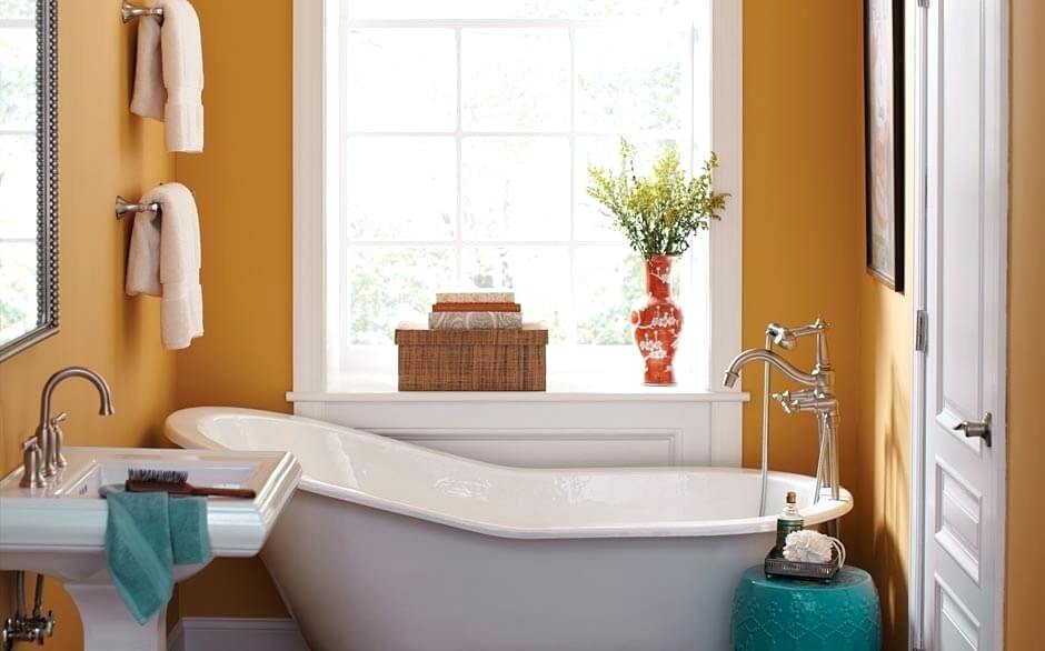 yellow bathtub color scheme blazing shores interior decoration tips pdf
