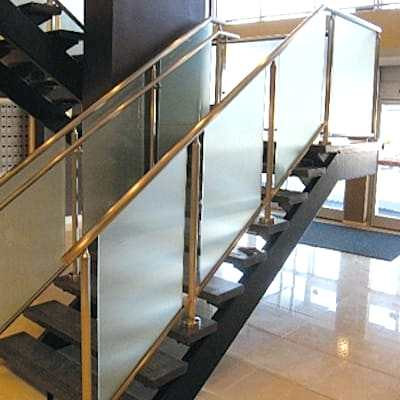 plexiglass stair railing is the number to call for top glass professionals