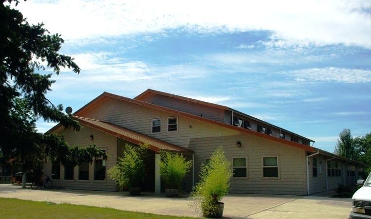 sheridan lumber oregon school front