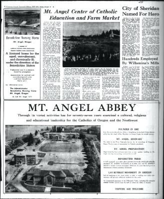sheridan lumber oregon statesman journal from on a page