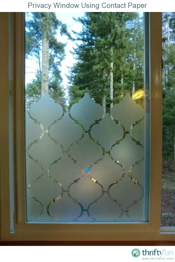 sliding glass door privacy film i decided that i want to use curtains on our bathroom window so i was trying to find an alternative i looked at the window films that they sell and