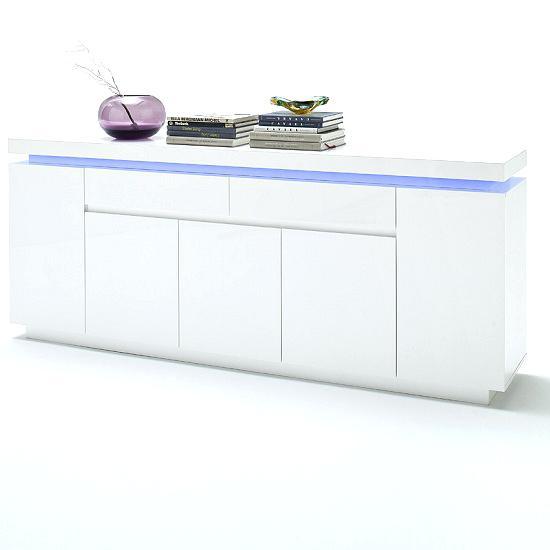 white sideboard modern large sideboard in high gloss white sideboard modern stylish design sideboard finished in a contemporary white sideboard uk