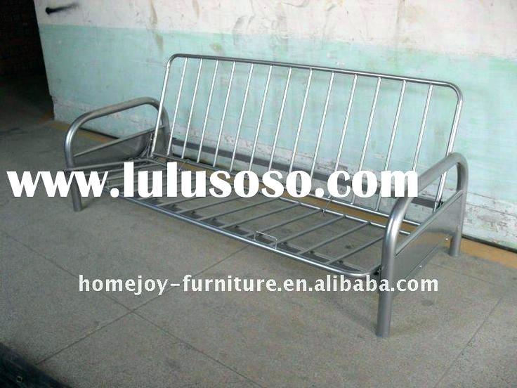 futon sofa bed frame futon sofa bed frame bi fold metal