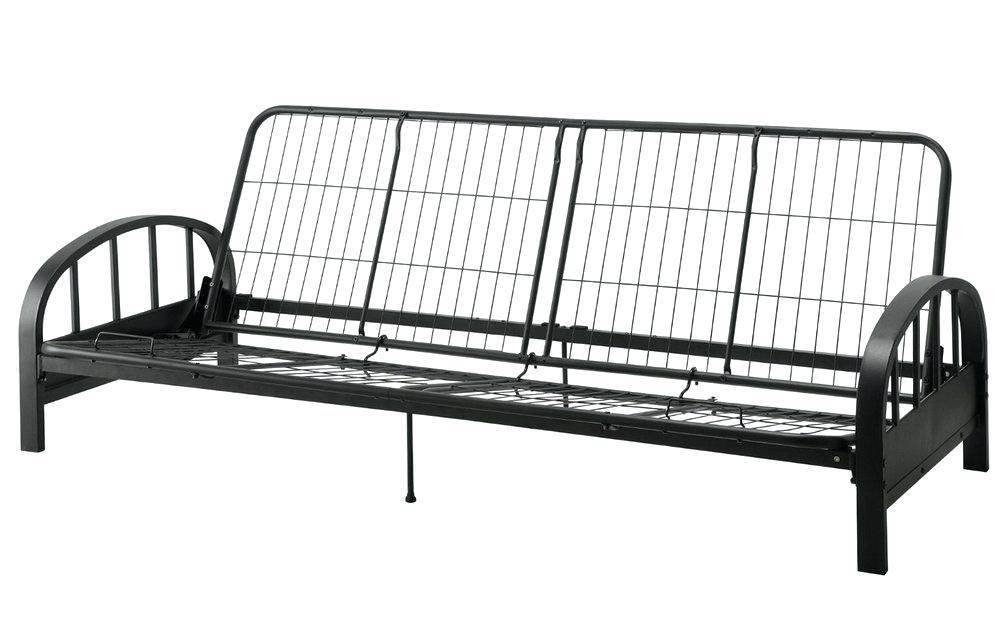 futon sofa bed frame great metal futon sofa bed futon sofa bed metal frame home design ideas