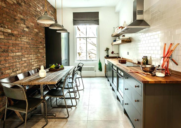 rustic industrial kitchen table rustic industrial kitchen table interior decoration courses