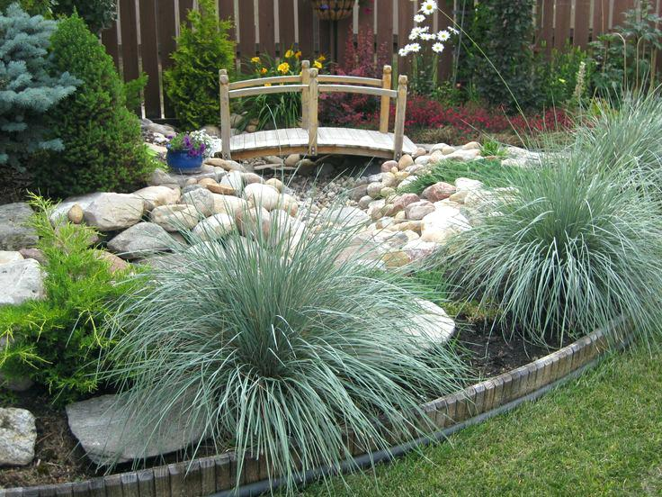 rustic landscaping ideas for a backyard do it yourself dry stream water bed rocks hand picked from the farm pretty a rustic