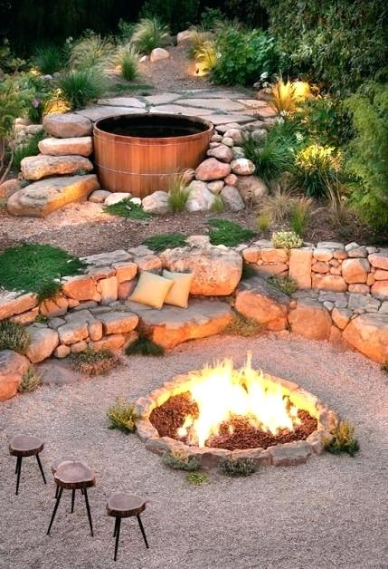 rustic landscaping ideas for a backyard landscaping design tips from grace traditional home