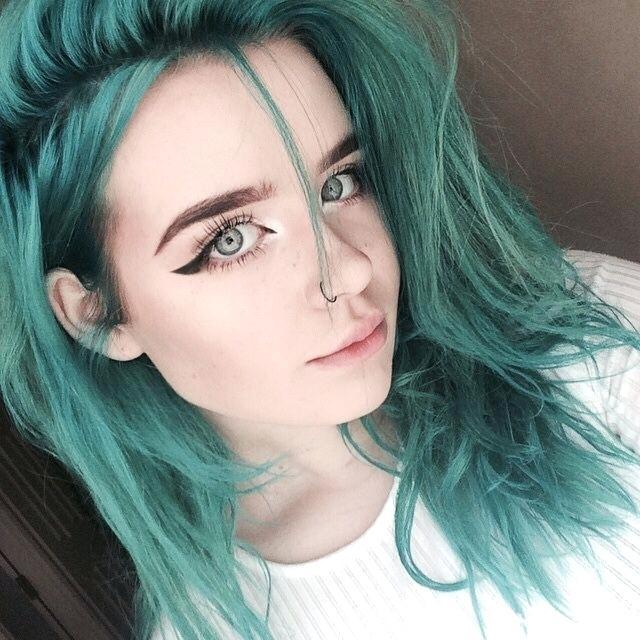 shades of teal hair aquamarine blue shades of teal hair