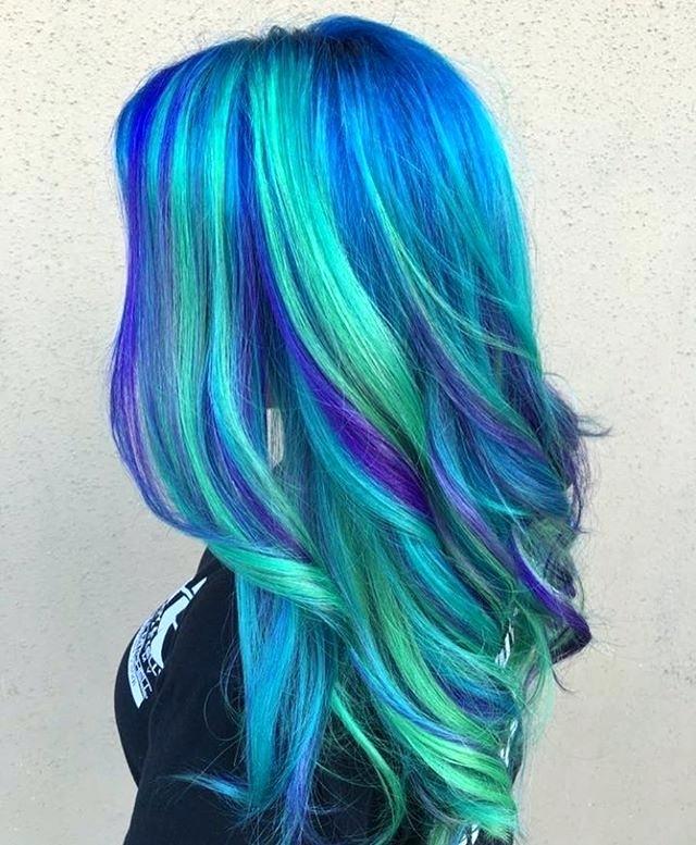 shades of teal hair hair makeup blue teal hair tips