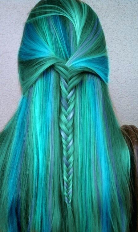 shades of teal hair hair the color of the braid mania teal hair and hair style blue teal hair