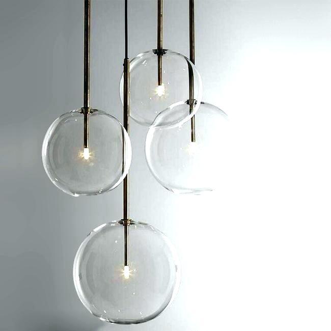 clear glass globe pendant light clear glass globe pendant light fixtures single pendant lights home depot