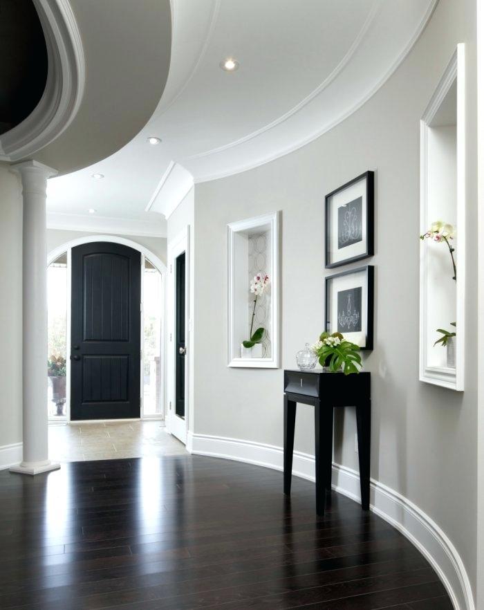 hallway doors ideas luxurious black hallway door inside an impressive mansion