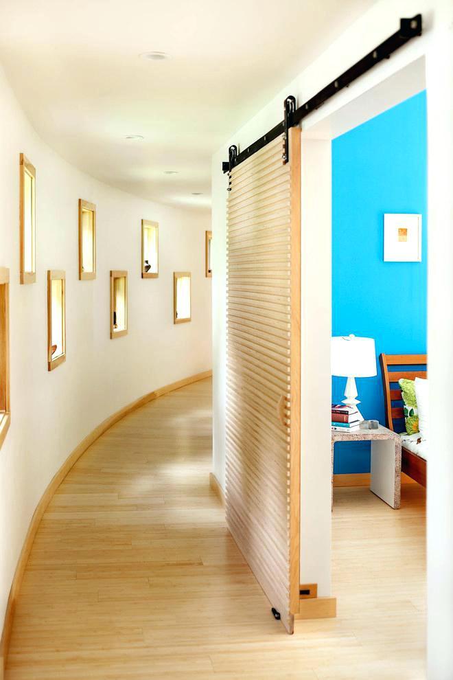 hallway doors ideas sliding