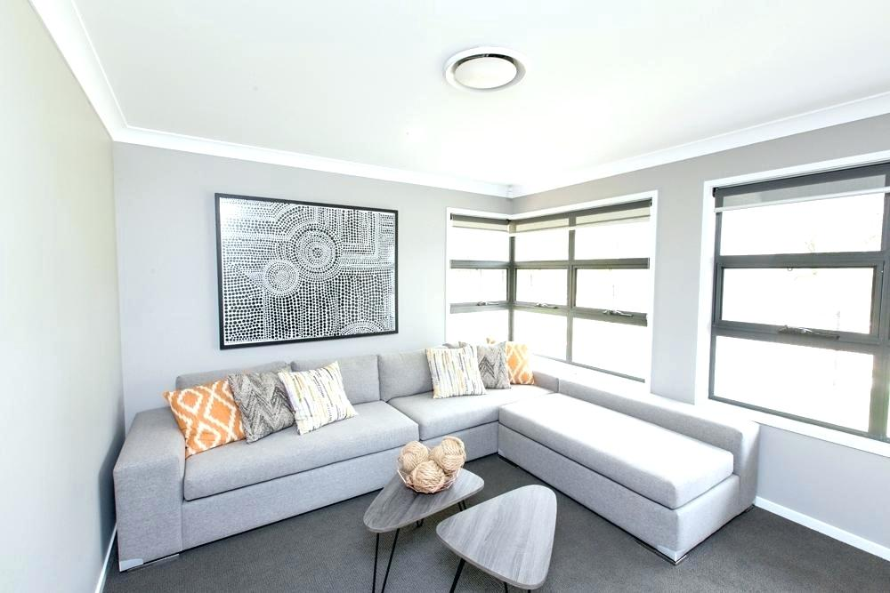 light grey walls white ceiling light grey walls medium grey carpet light grey walls white skirts cornice and ceiling charcoal light