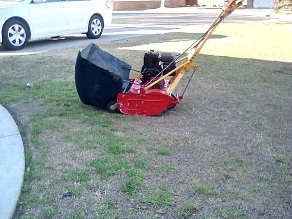 mclane reel mower parts reel mower