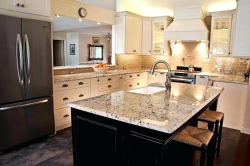 white and grey granite countertops granite granite