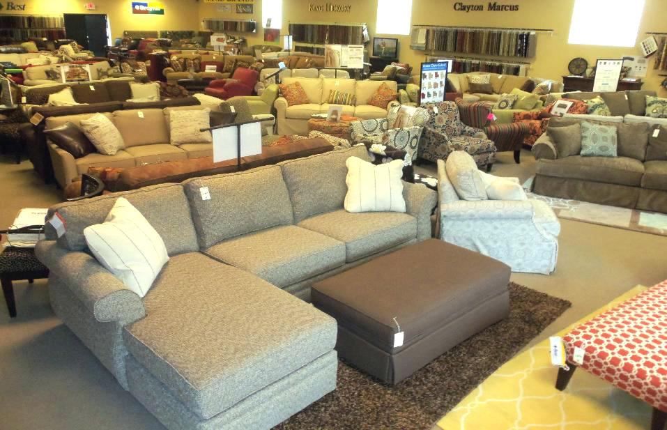 clayton marcus furniture fabrics furniture store showroom located highway you choose the fabric