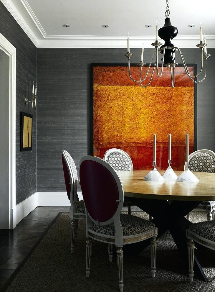 Decorative Wall Molding Designs Decorative Wall Molding Designs Dining Room Contemporary With Wood Molding Orange Accents Wall Lighting