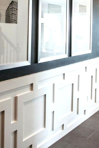 Decorative Wall Molding Designs Ideas Decorative Wall Trim Best On Grey Wall Trim Moulding