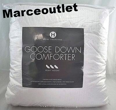 Hotel Collection Down Comforter Hotel Collection White Goose Down Comforter King Heavy Weight