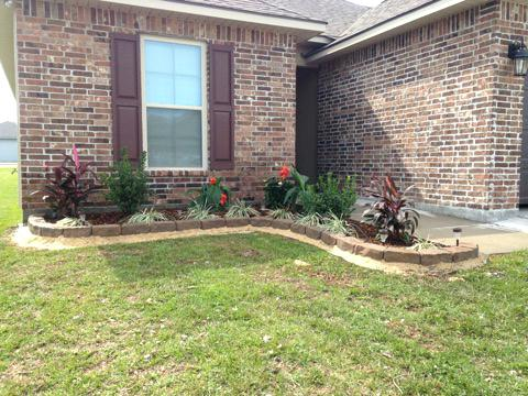 landscaping new orleans area below we have some images of our landscaping work that we have done